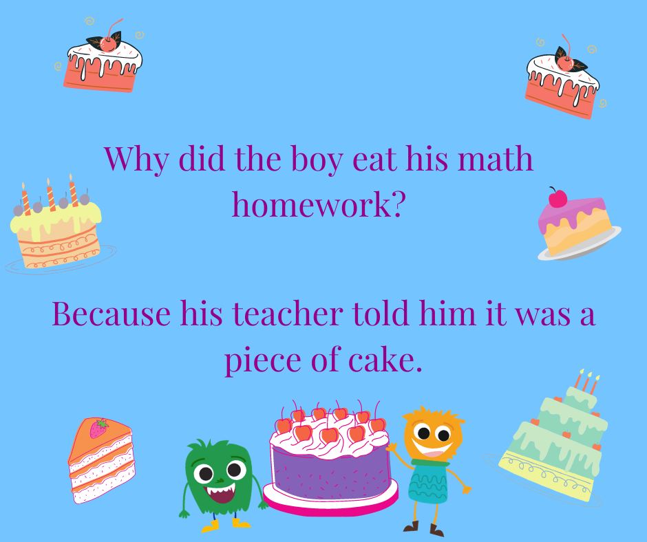 Math humor and math jokes.