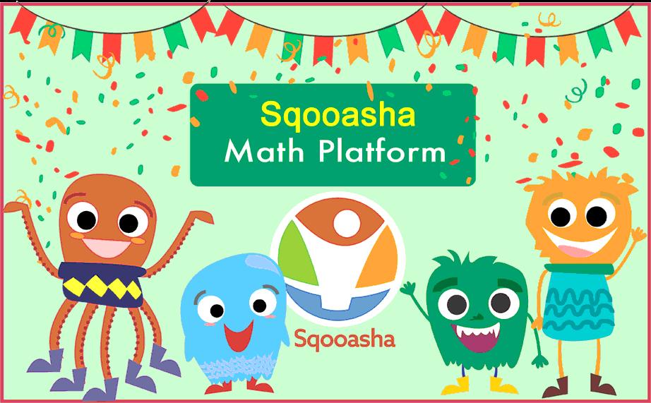 Sqooasha basic math practice.